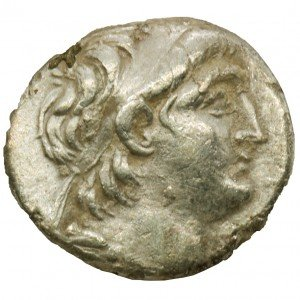 Silver Greek (Seleucid) Tetradrachma Coin of Antiochus III