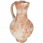 Late Bronze Water clay Pitcher
