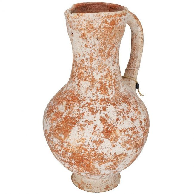 Late Bronze Water clay Pitcher b