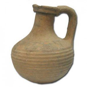 Ancient Herodian Jug – 1st Century Jesus Time – Found in Jerusalem