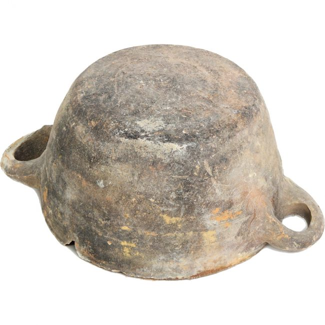 Roman Period Eating Bowl Side A