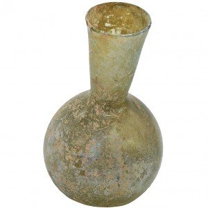 Authentic Roman Glass Jar – Found in Jerusalem
