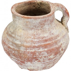 second temple pottery water cup A