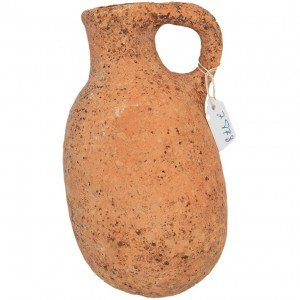 Middle Bronze Age Oil Jug (2000-1550 B.C.) Time of the Patriarchs