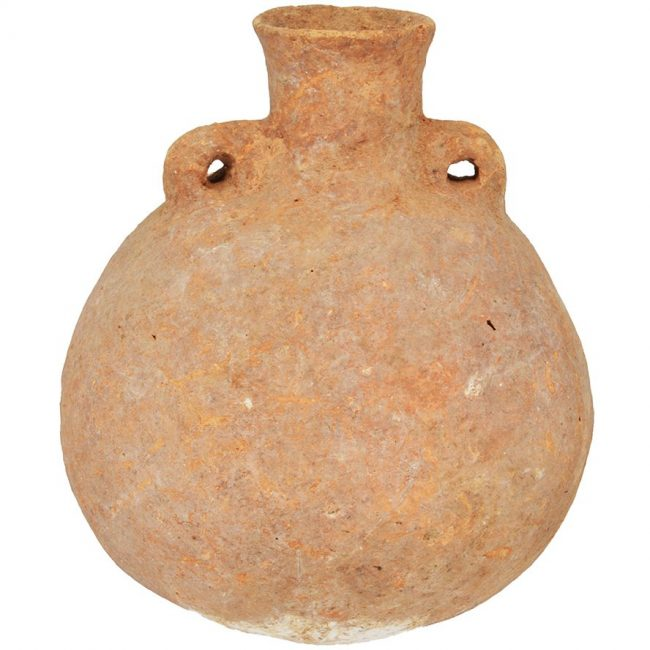 Early Bronze ancient-pottery