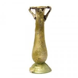 Roman Period Ancient Glass Perfume Bottle – Mount Gerizim