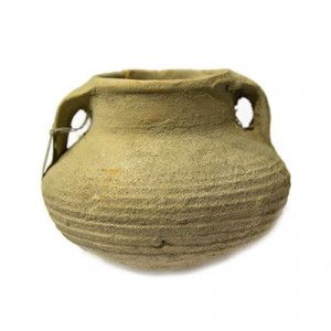 Herodian Terracotta Cooking Pot