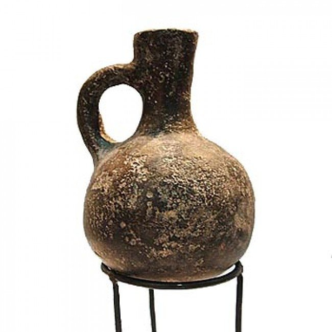 Iron Age Black Clay Oil Filler