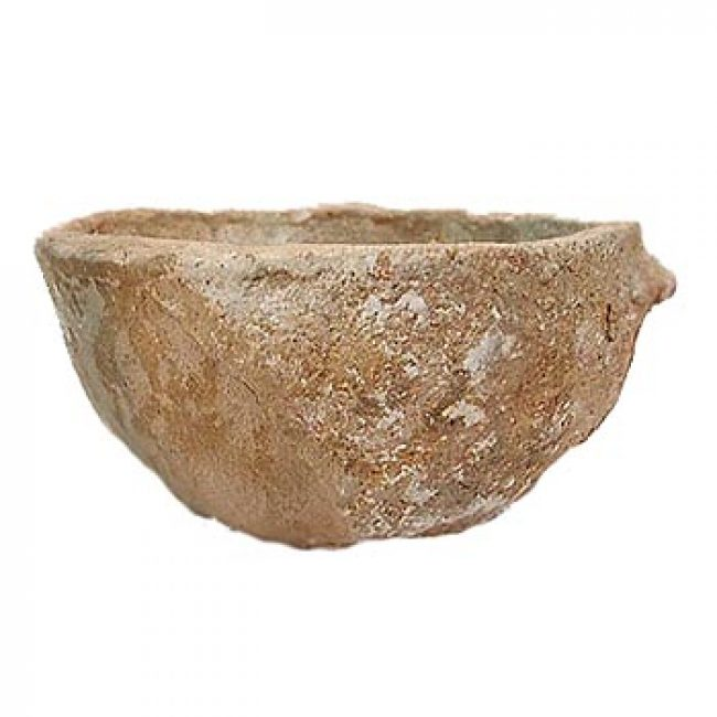 Ancient Clay Roman Period Food Bowl