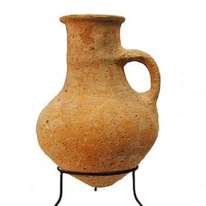 Byzantine Water Jug – 4th-6th Century A.D. Found in Israel