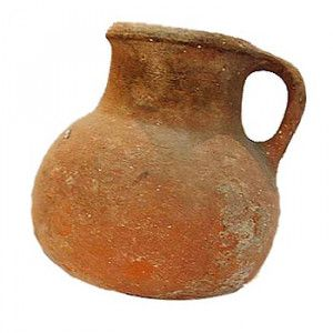 Authentic Roman water jug (1st – 3rd centuries A.D.) – Found in Jerusalem