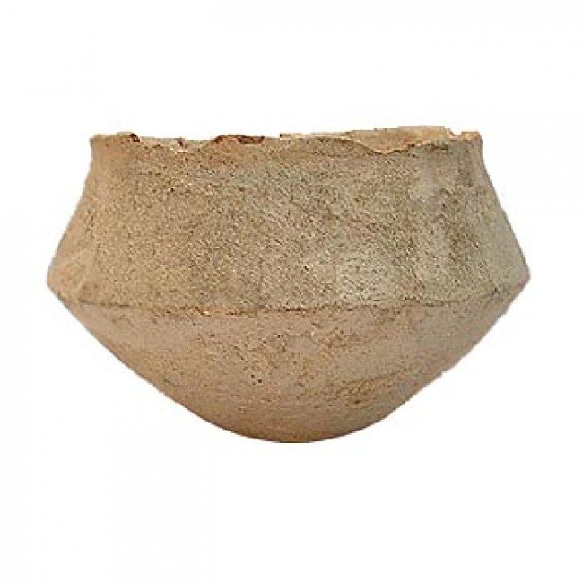 Bronze Age Clay Bow