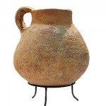 Iron Age II Clay Water Cup