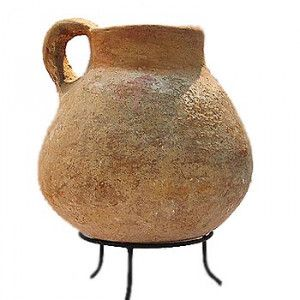 Authentic Iron Age II Clay Water Cup – Time of Israelite Monarchy