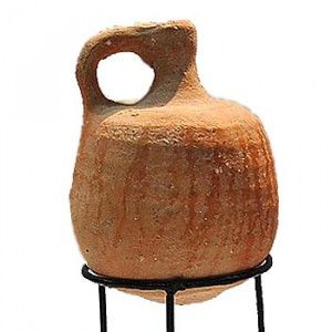 Iron Age Honey Jug
