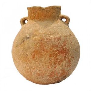 Iron Age II Clay Cooking Pot