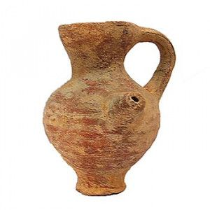 Hellenistic Oil Filler