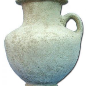 Middle Bronze Age Water Jug (1500 B.C.) Discovered in Jerusalem
