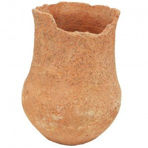Early bronze period ancient jar