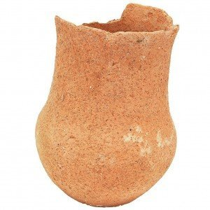 antiquities from Israel Early bronze period ancient jar
