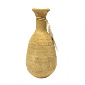 Jesus Time Ancient Pottery – Herodian Oil Lamp Filler Jar