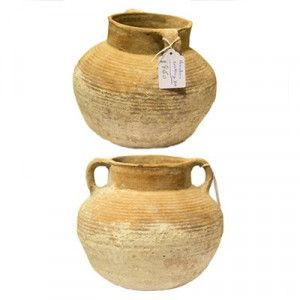 Herodian cooking pot Jesus time pottery