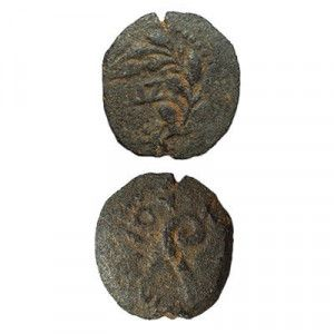 Coin of Pontius Pilate (26-36 AD)