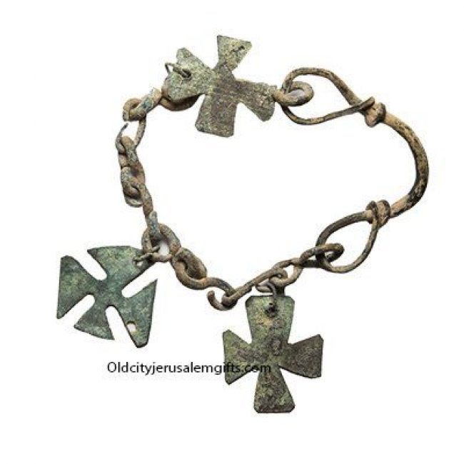 Cross Bracelet Byzantine Period