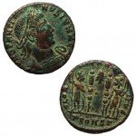 Constantine the Great coin