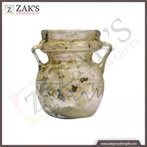 Ancient Roman Glass From Israel Byzantine