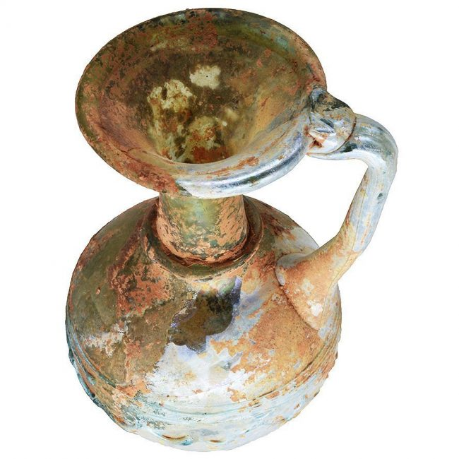 Roman Glass Perfume Jar