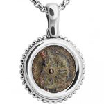 Ancient Coin Pendant Necklace