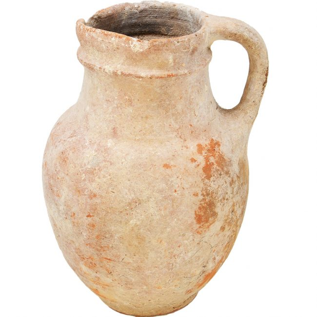 Ancient Iron Age Pottery