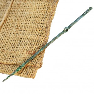 Roman Needle (63 B.C. to 195 A.D.) Found in Jerusalem