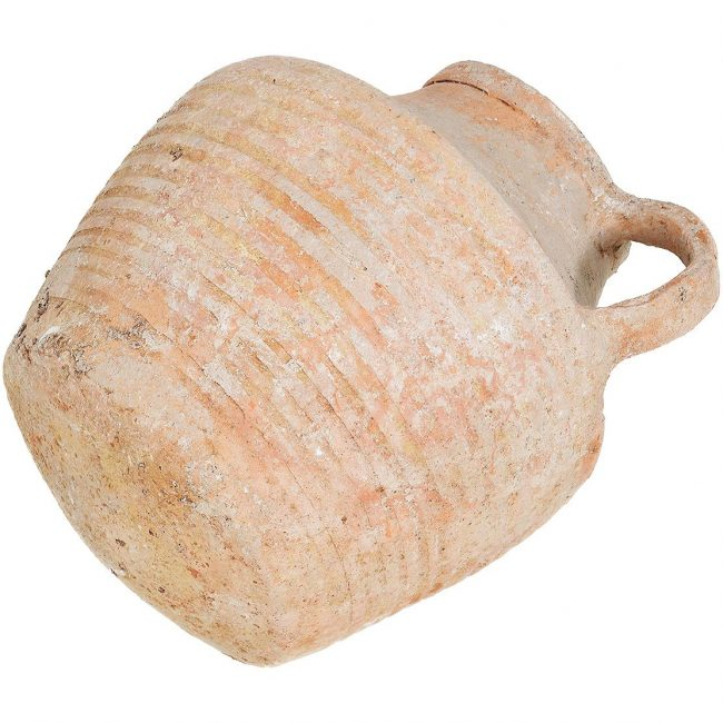 Jesus Time Ancient Pottery Water Jug