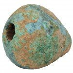 Chalcolithic Period Bronze Mace Head Weapon