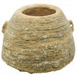 Bronze Age Alabaster Jar - Authentic Holy Land Antiquity