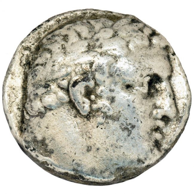 Second Temple Tax Coin - The Shekel of Tyre