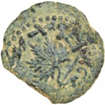 First Jewish Revolt coin Jerusalem