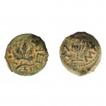 freedom to zion ancient coin
