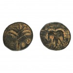 simon bar kokhba bronze coin