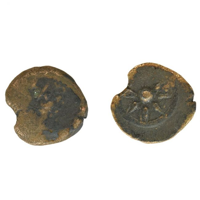 The Widow's Mite Coin - Mentioned in Luke 21