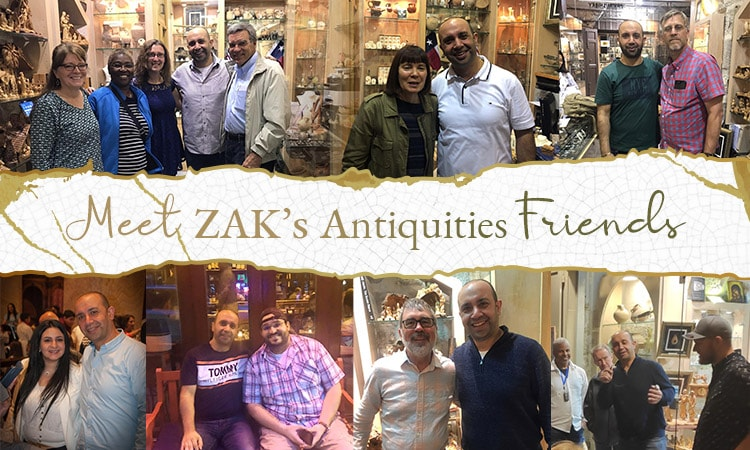 Friends of Zak's Antiquities - Jerusalem