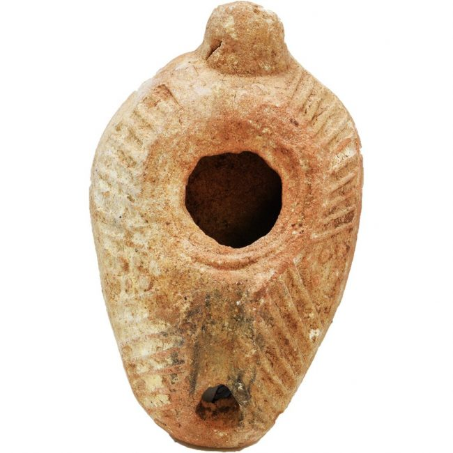 Christian Ancient Lamp