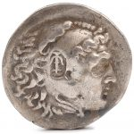 Alexander the Great Tetradrachm Coin