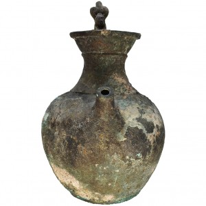 Roman Period Bronze Jar
