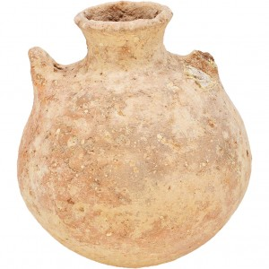 Early Bronze Period Ancient Pottery Jar