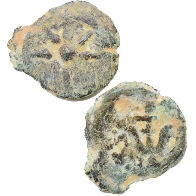 Ancient Coin From Jerusalem