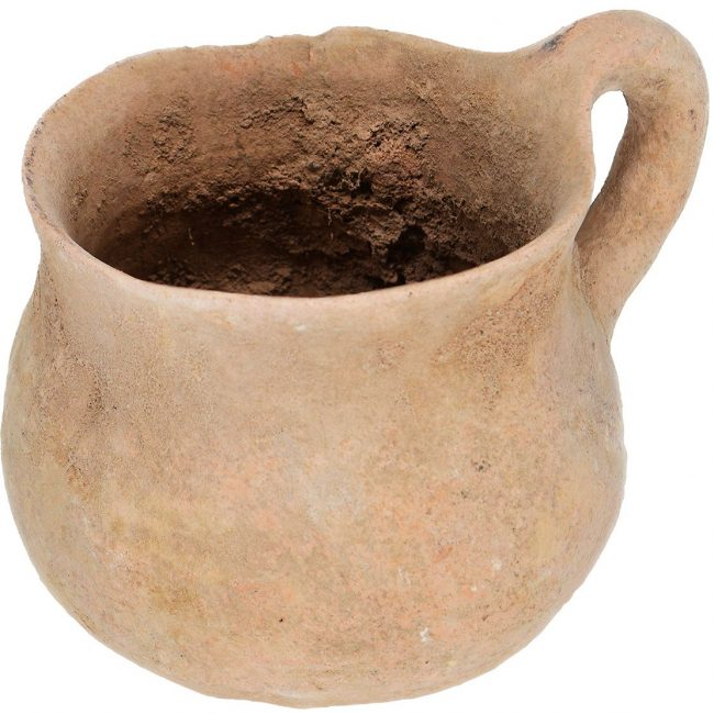 Ancient Pottery Chalcolithic cup