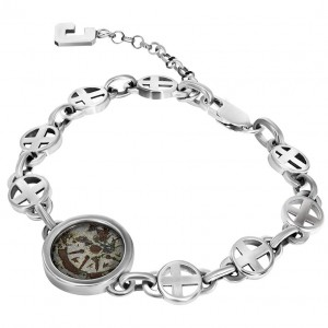 """""""Widow's Mite"""" Coin Set in a Bracelet Ancient Coins from Jerusalem"""